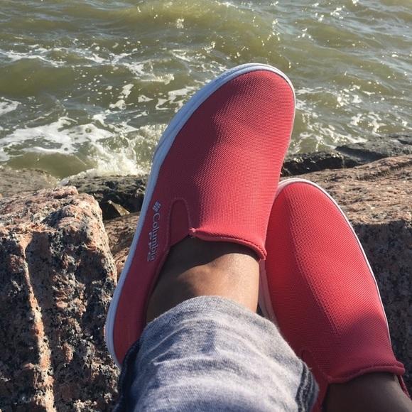 Columbia Womens Dorado Slip Pfg Shoes